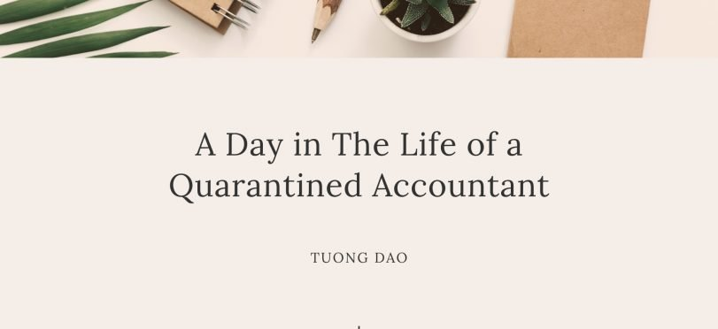 A Day in The Life of a Quarantined Accountant
