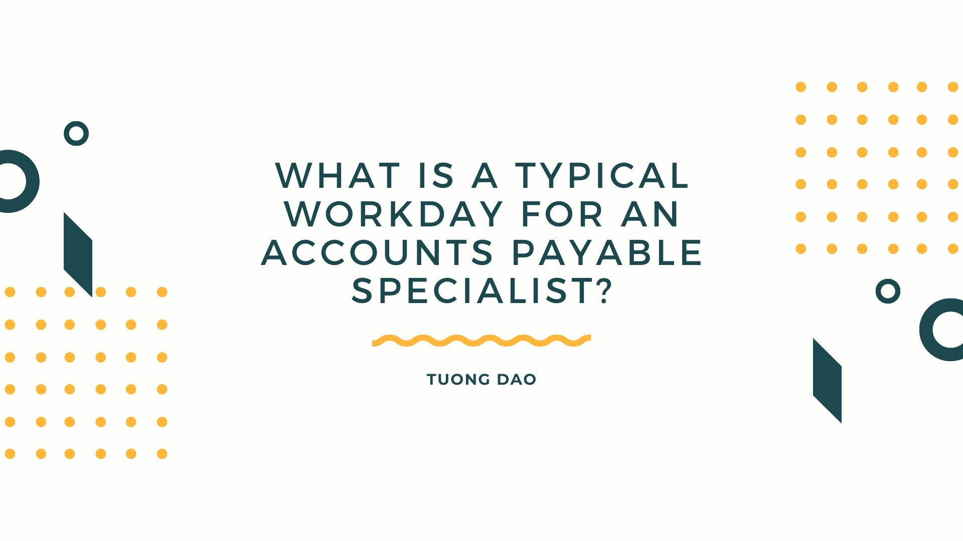 What Is a Typical Workday for an Accounts Payable Specialist?
